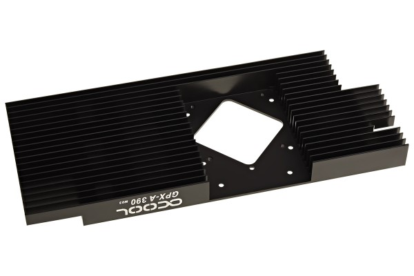 Alphacool Upgrade-Kit for NexXxoS GPX - AMD R9 390 M03 - black (without GPX Solo)