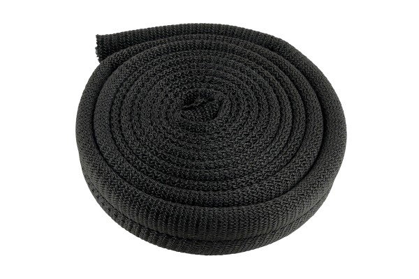 Label The Cable Cable Sleeve LTC CABLE TUBE, 6.6 ft, black