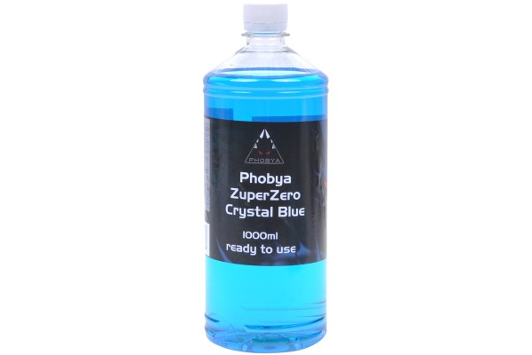 Phobya ZuperZero Crystal Blue 1000ml