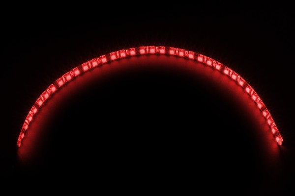 Phobya LED-Flexlight HighDensity 30cm red (36x SMD LED´s)