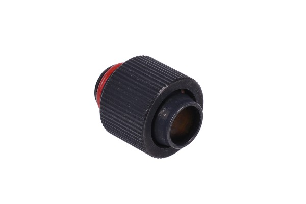 16/13mm compression fitting G1/4 - compact - matte black
