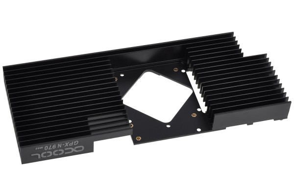 Alphacool Upgrade-Kit for NexXxoS GPX - Nvidia Geforce GTX 970 M02 - black (without GPX Solo)