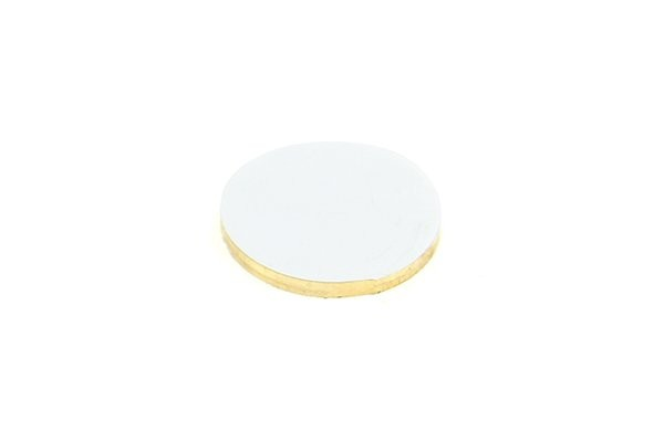 Monsoon Accent Disk - White
