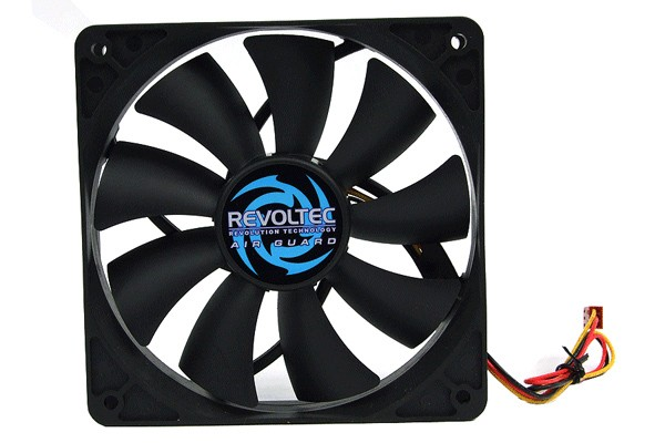 Revoltec fan AirGuard ( 120x120x25mm )