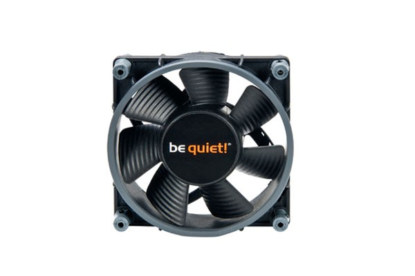 Be Quiet Case Fan Shadow Wings SW1 80mm Mid-Speed BQT T8025-MR-2 (80x80x25mm)