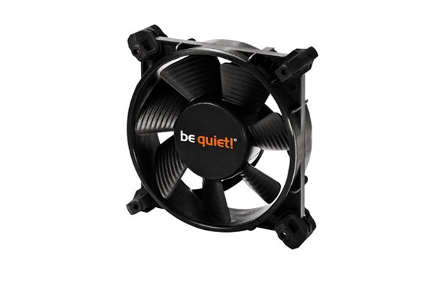 Be Quiet! Case Fan SilentWings 2 PWM 80mm ( 80x80x25mm)