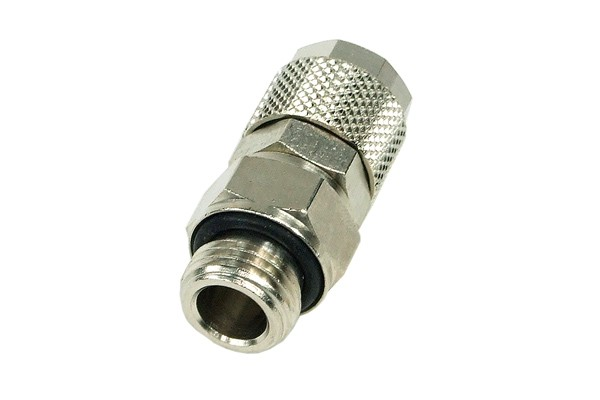 10/8mm (8x1mm) compression fitting G1/4 revolvable