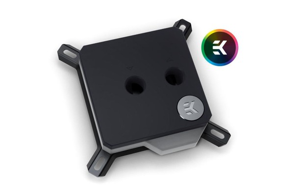 EK Water Blocks EK-Velocity Intel RGB CPU water block - Nickel + acetal