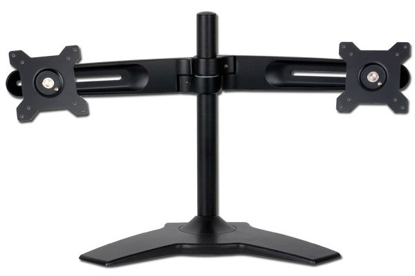 Tronje TS742 double monitor mount