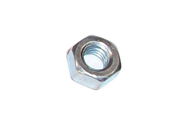 Mutter DIN 934 M10 hexagonal head screw zinc coated